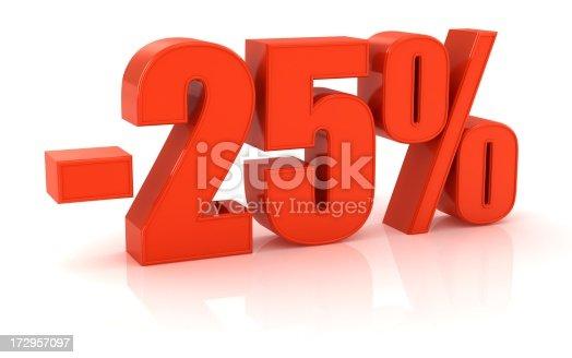 istock -25% 172957097