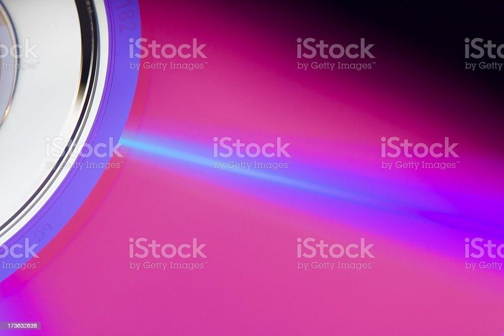 CD-RW stock photo