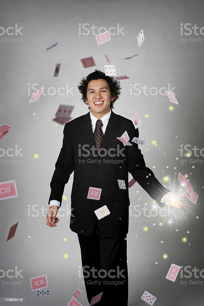 MAGIC royalty-free stock photo