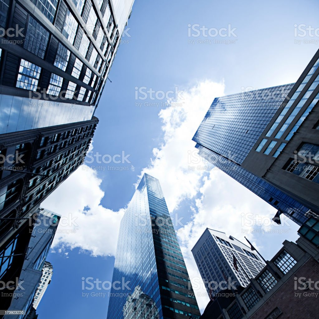 NYC royalty-free stock photo