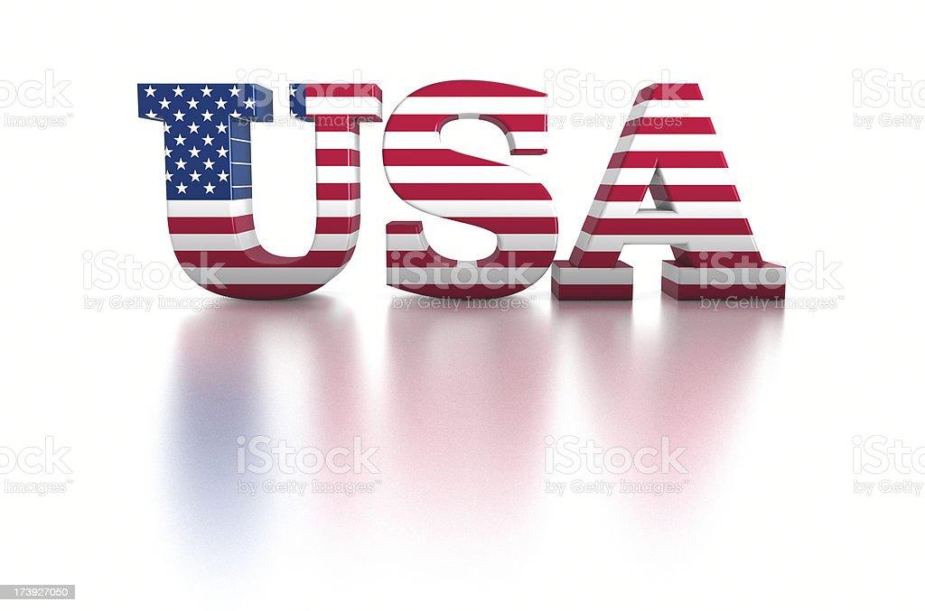 USA stock photo