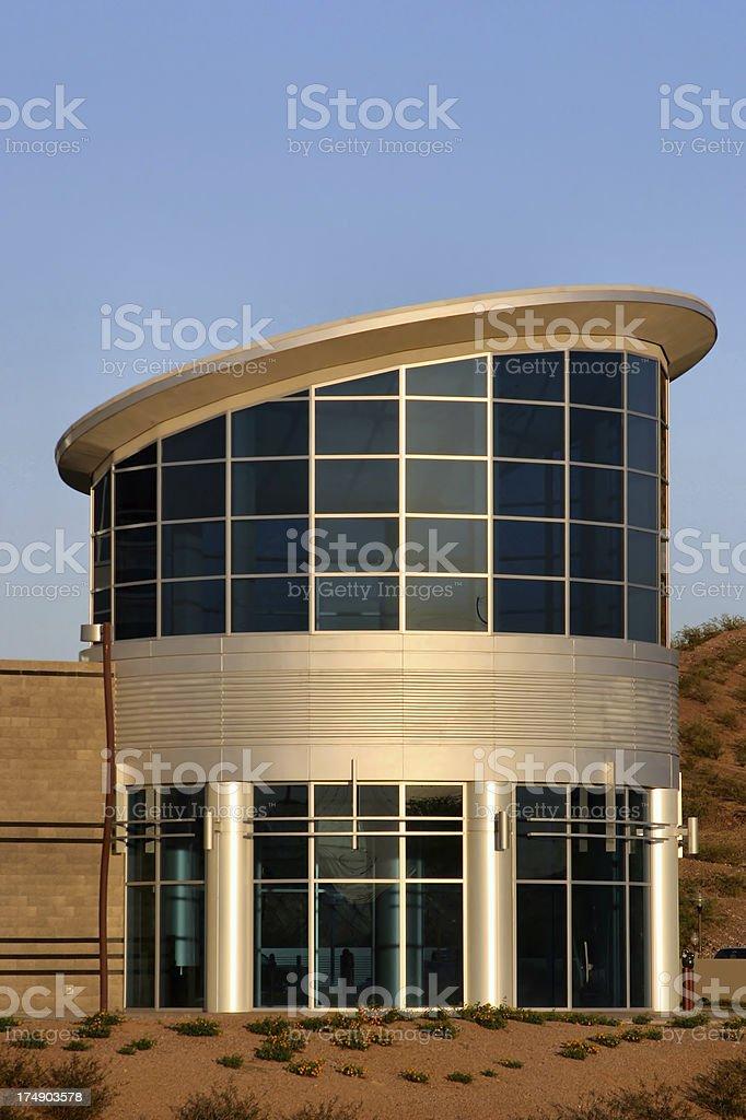 HAYDEN FERRY LAKESIDE royalty-free stock photo