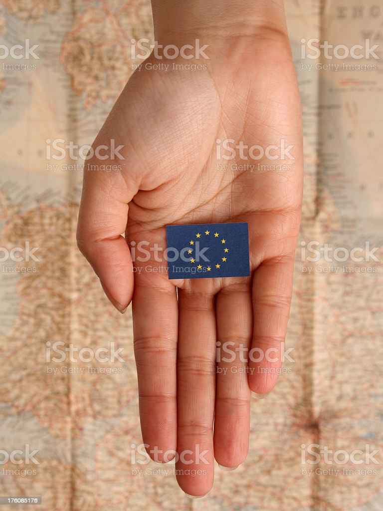EU royalty-free stock photo