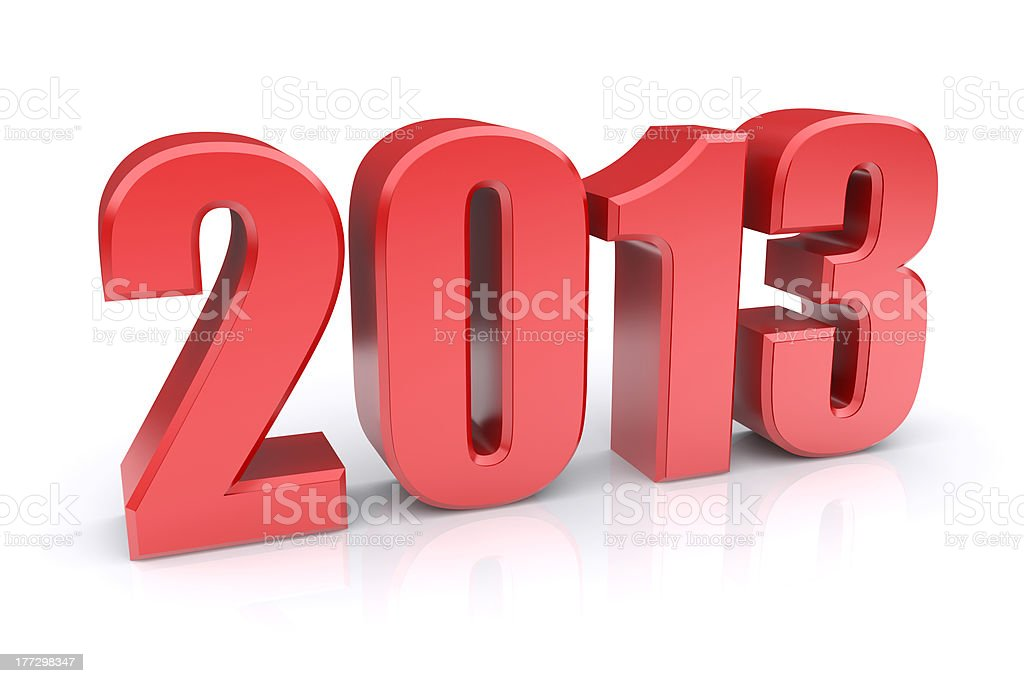 2013 royalty-free stock photo