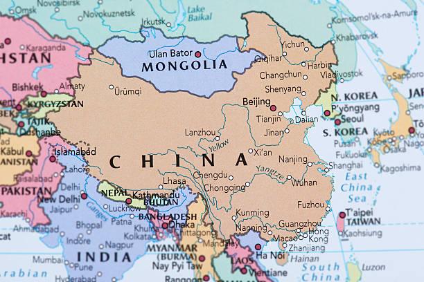 china - mongolia - guangdong i̇li stok fotoğraflar ve resimler