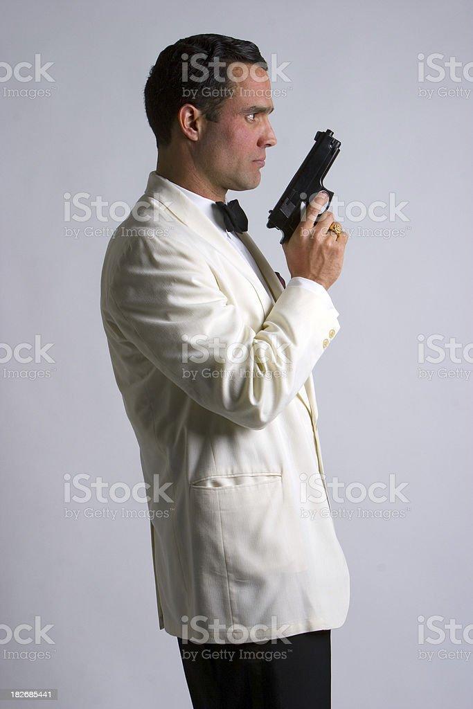 SPY! royalty-free stock photo