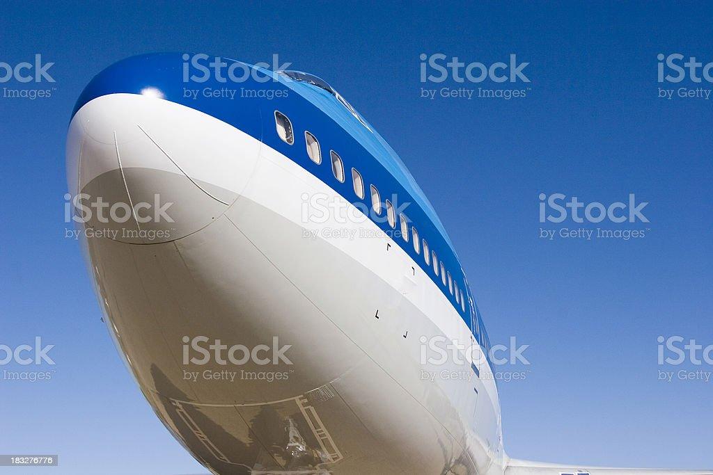747 royalty-free stock photo