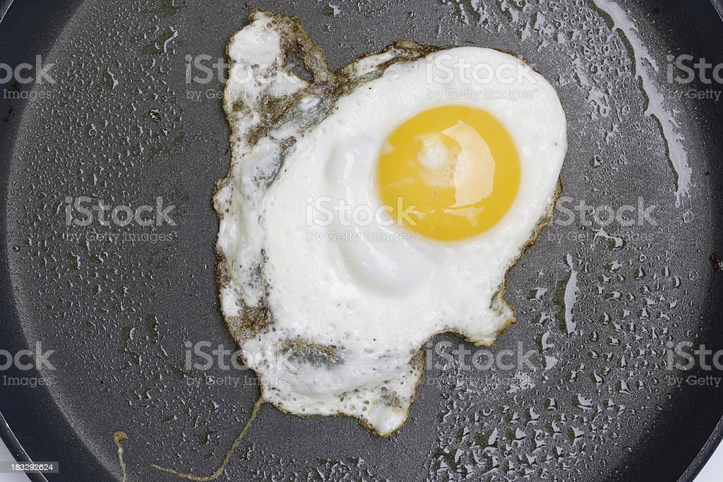 FRIED_EGG royalty-free stock photo