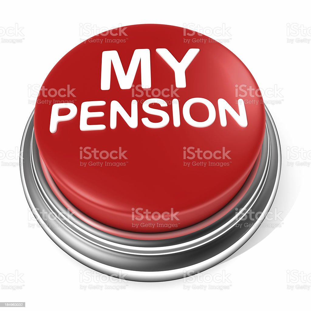 MY PENSION royalty-free stock photo