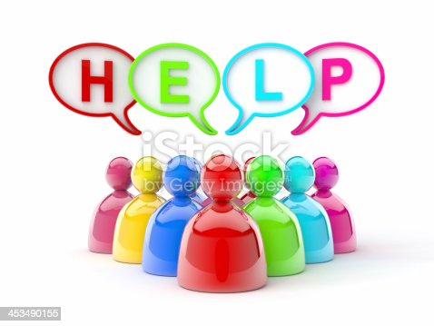 istock HELP 453490155