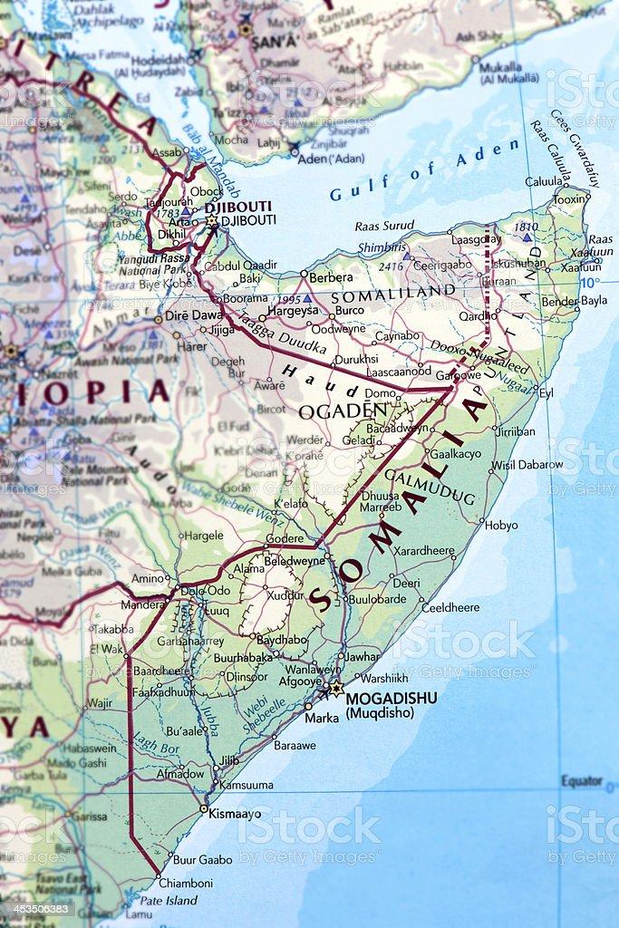 SOMALIA royalty-free stock photo