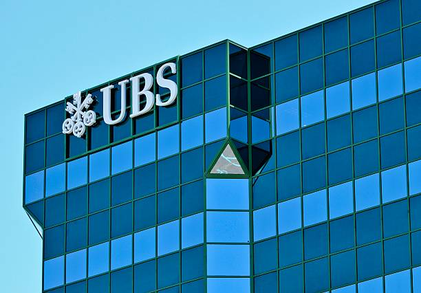 UBS stock photo