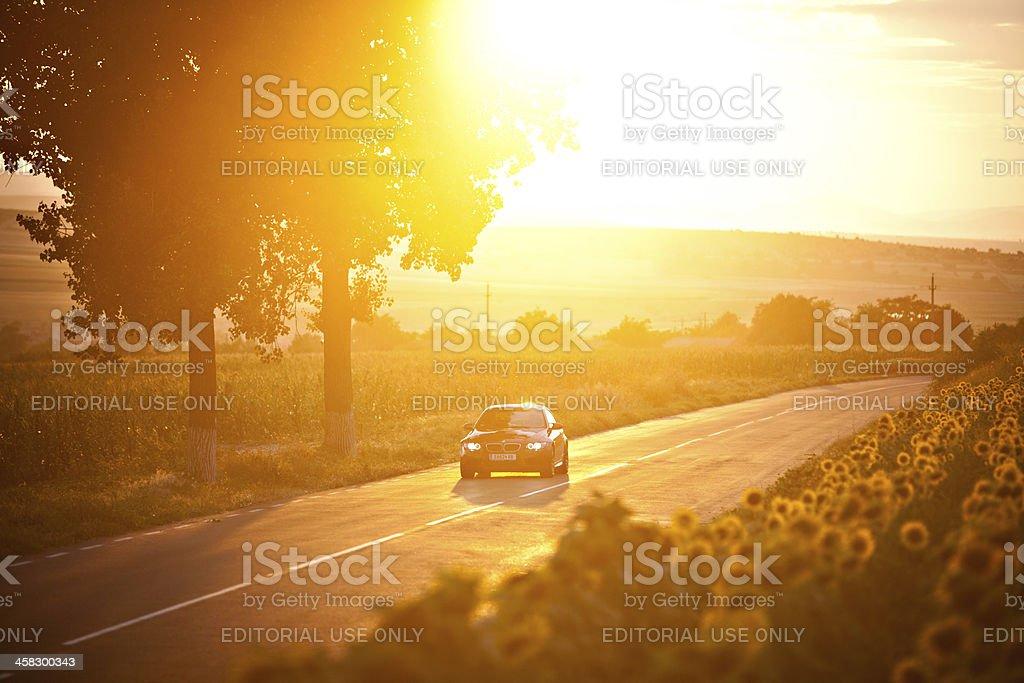 BMW M3 stok fotoğrafı