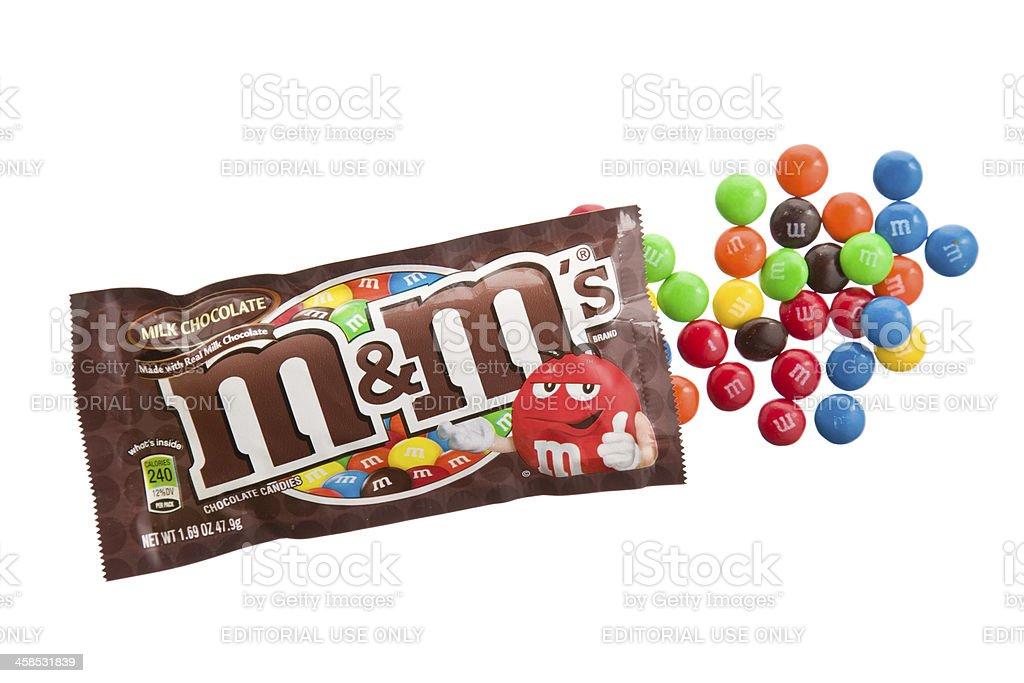 M&M'S stock photo