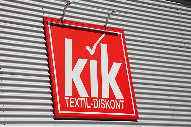 kik - kik textilien stock-fotos und bilder