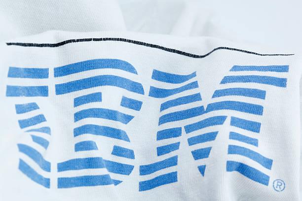 IBM stock photo