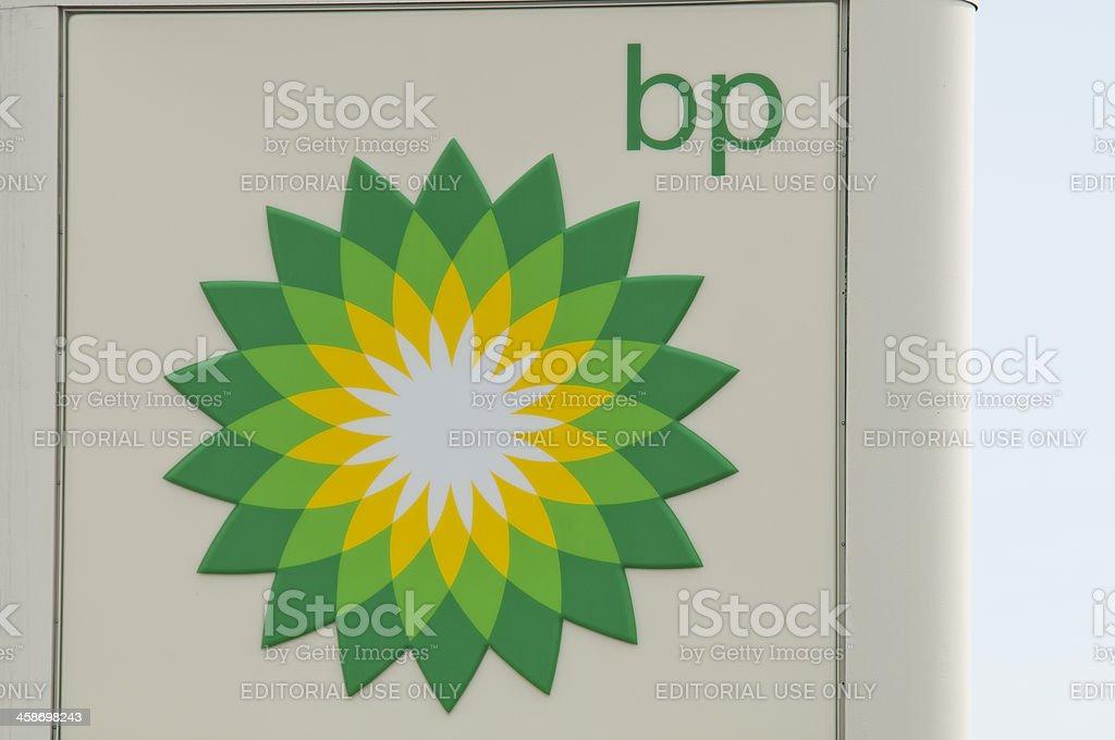 BP royalty-free stock photo