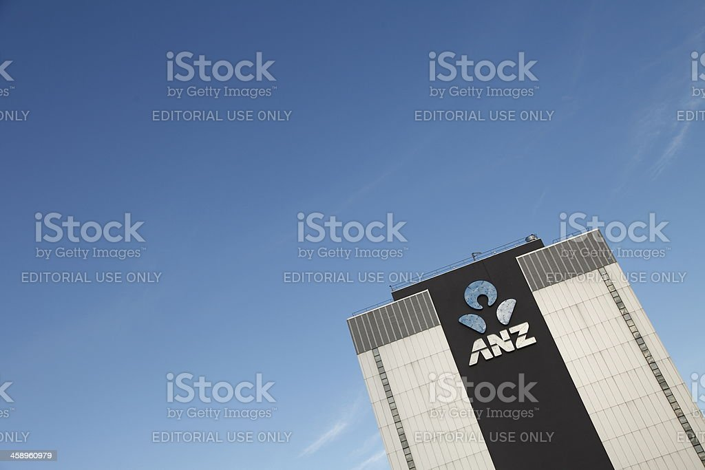 ANZ stock photo