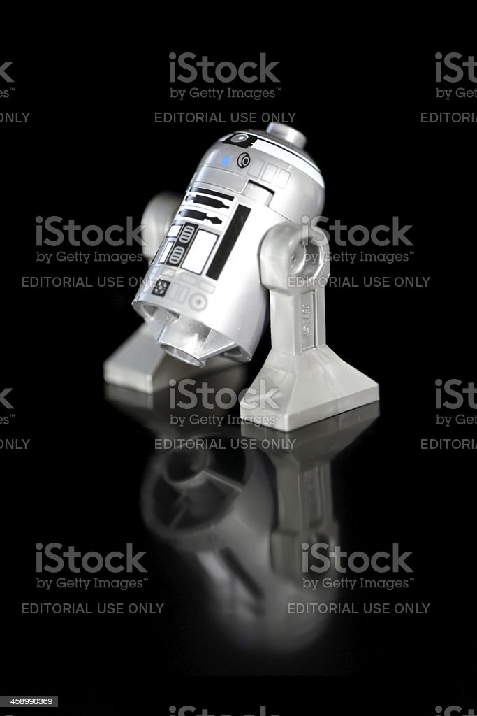 R2-Q2 royalty-free stock photo