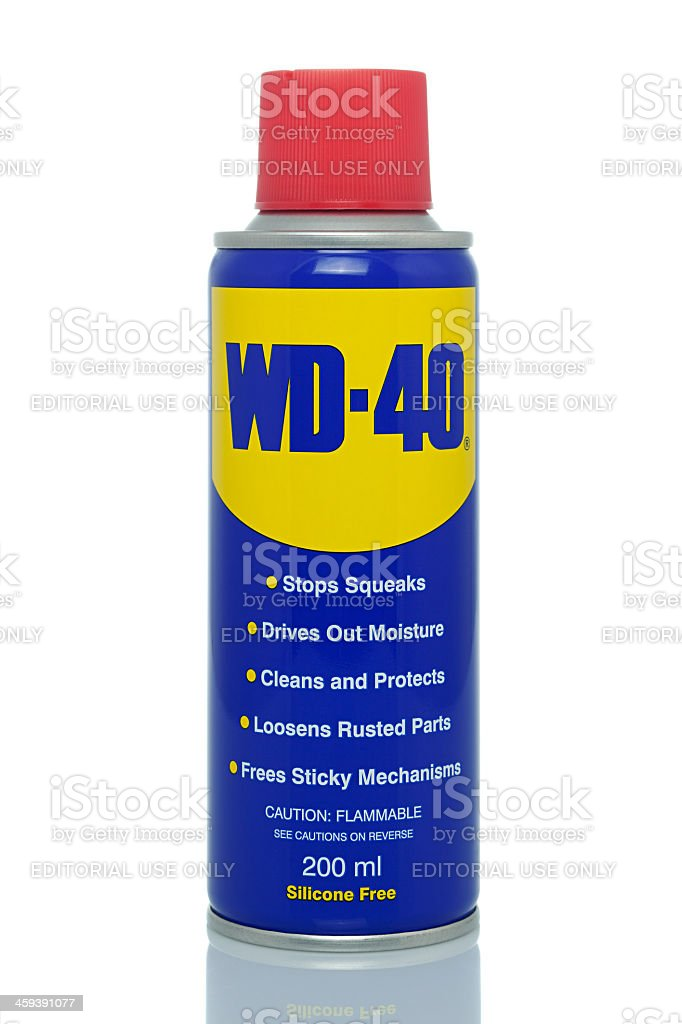 Wd40 Stock Photo Download Image Now Istock