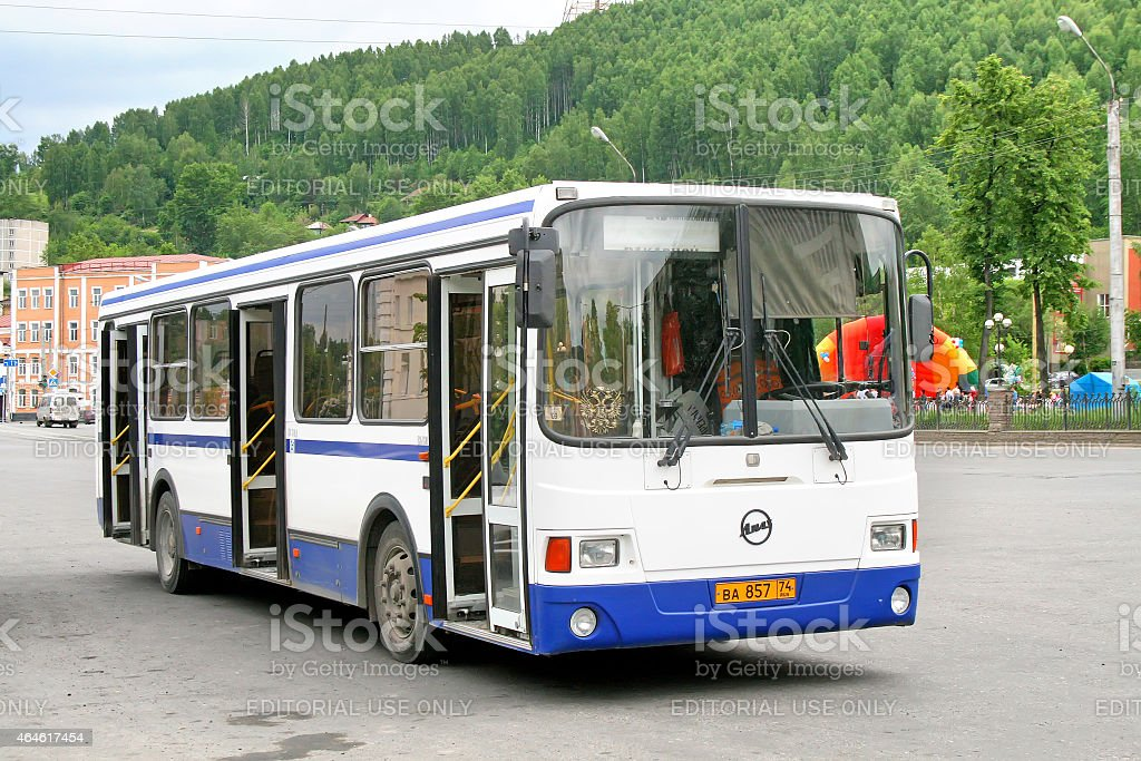 LIAZ 5256 stock photo