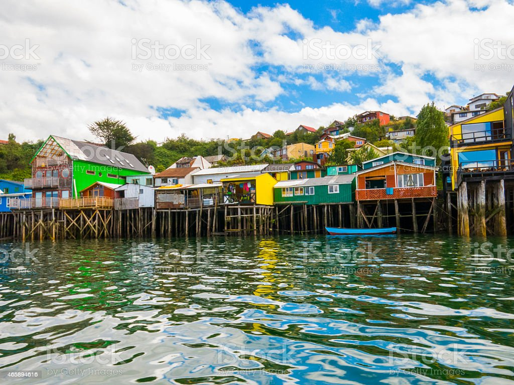 CHILOE stock photo
