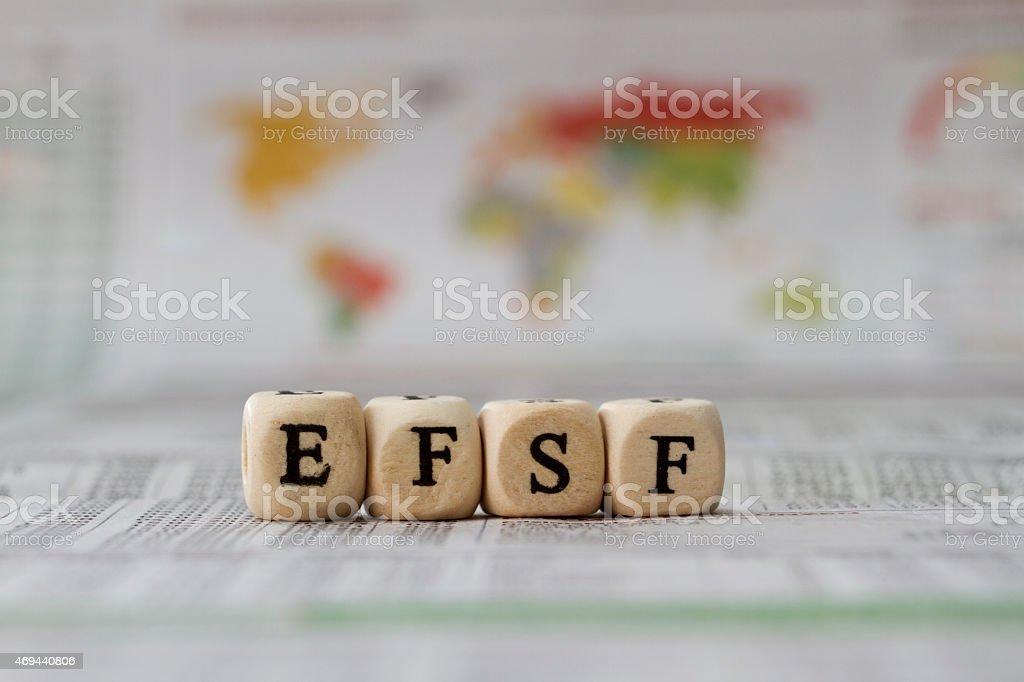 EFSF stock photo