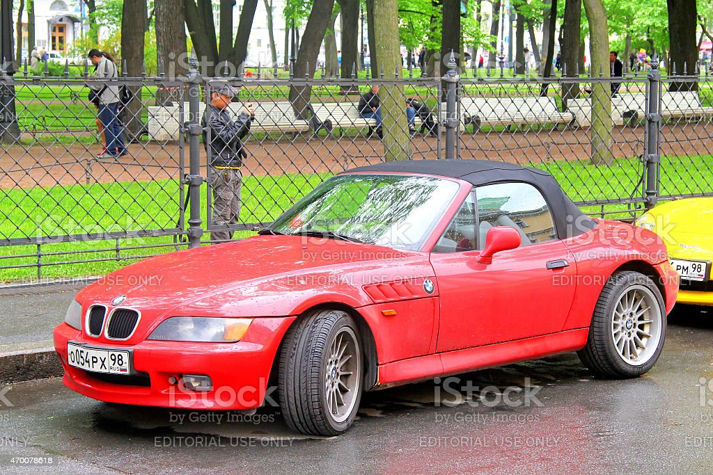 BMW Z3 – Foto
