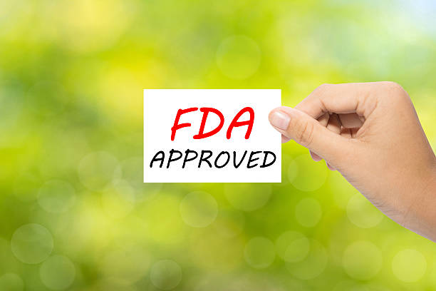 fda approved - fda stock photos and pictures