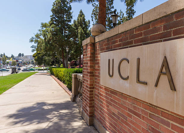 UCLA stock photo