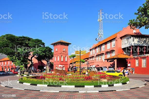 Malacca Malaysia Stockfoto en meer beelden van Antiek - Toestand