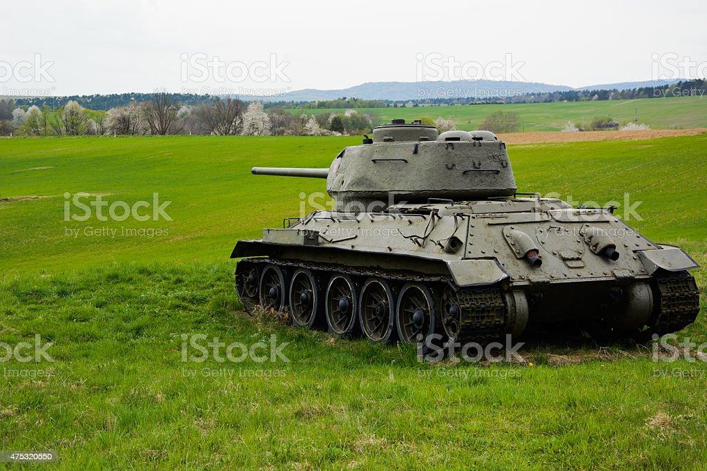 T34 stock photo