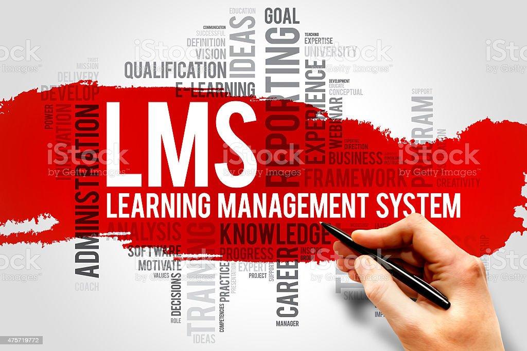 LMS stock photo