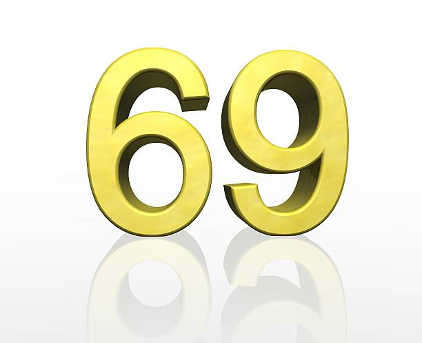69 - number 69 stock photos and pictures