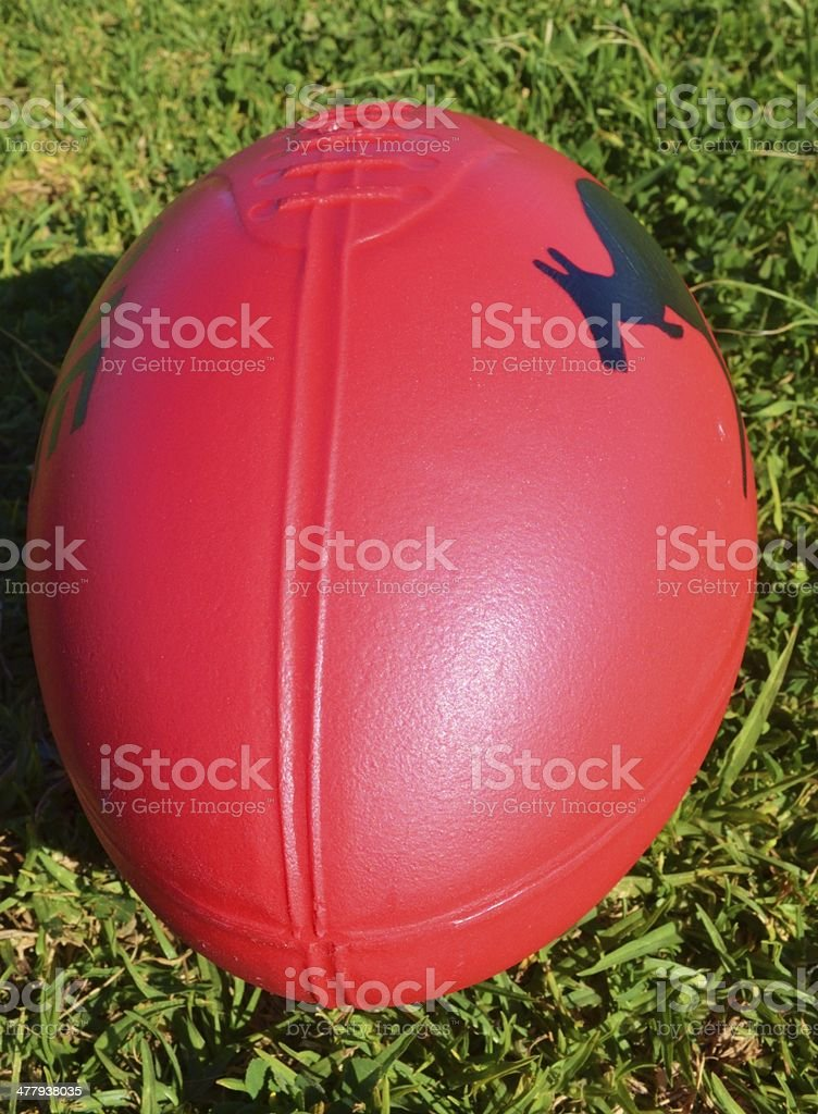 AFL royalty-free stock photo