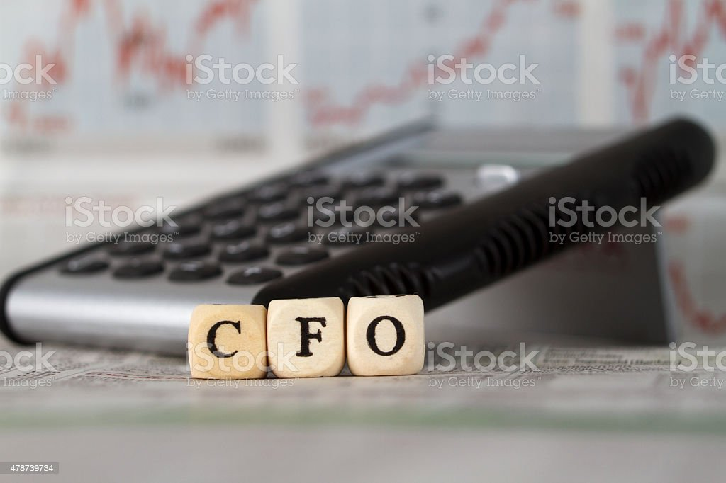 CFO stock photo