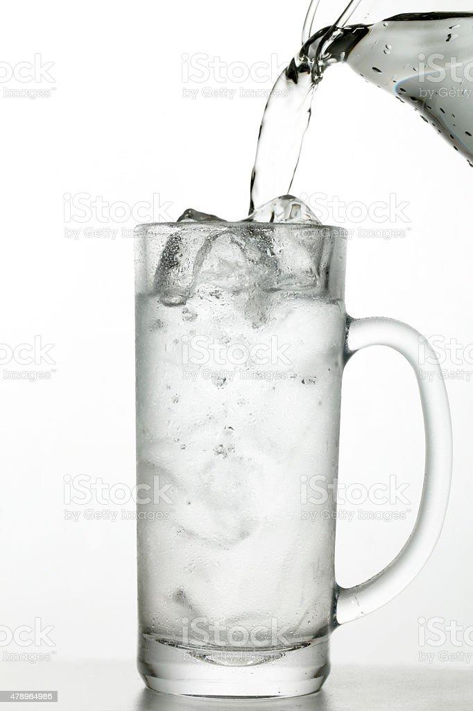 冷たい飲料水 stock photo