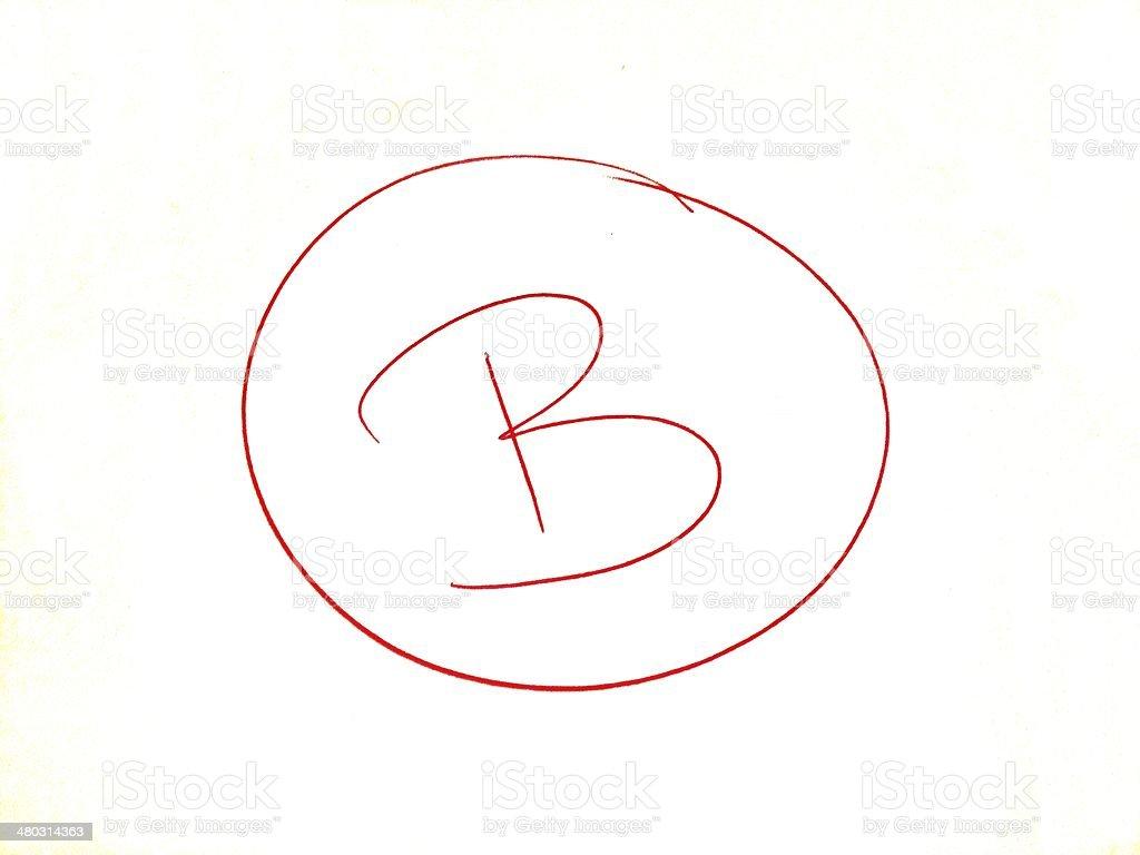 B – Foto