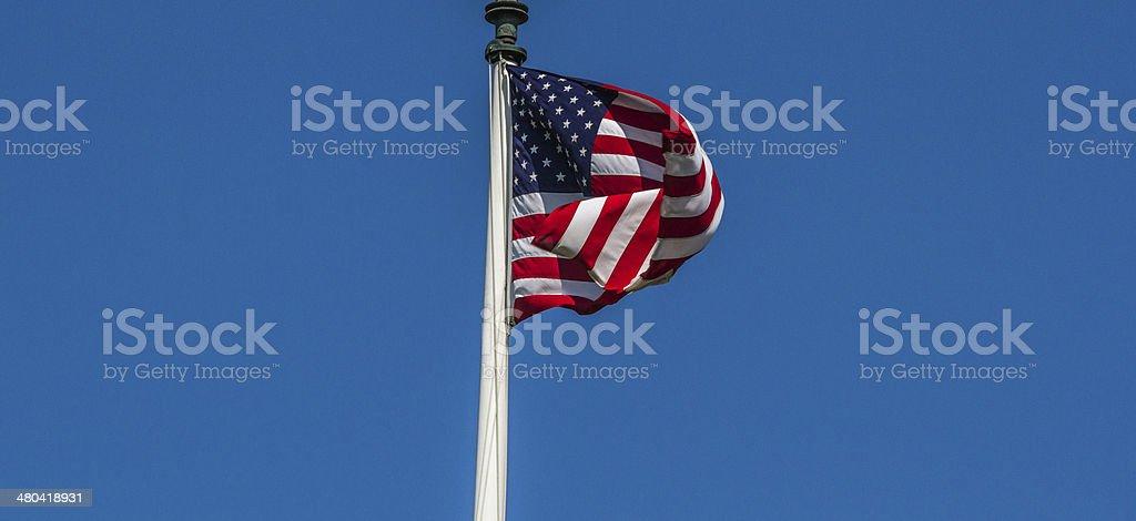 DE BANDERA EEUU - foto de stock