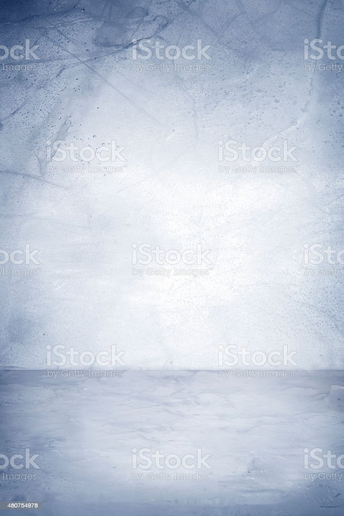 ICE CONNER stock photo