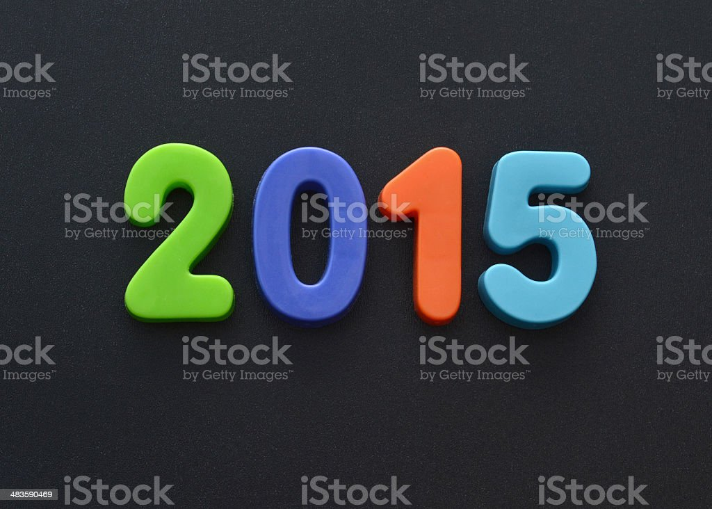 2015 royalty-free stock photo