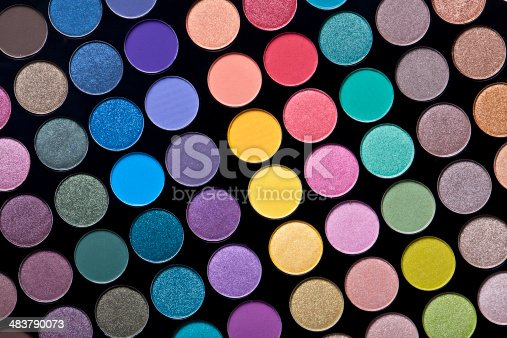 istock colorful circle pattern, creative abstract design background photo 483790073