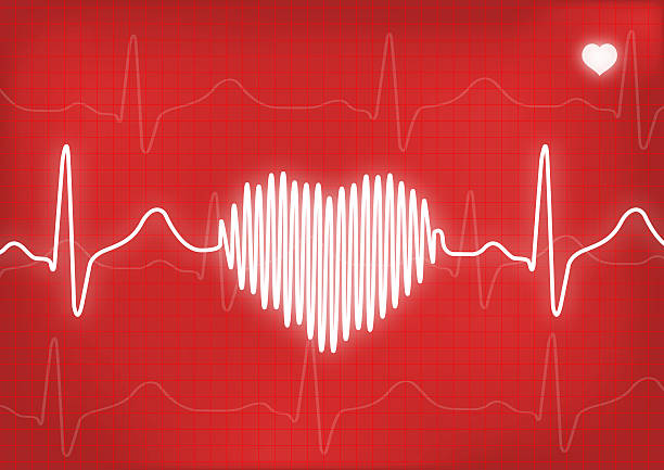 ekg - taking pulse stock photos and pictures