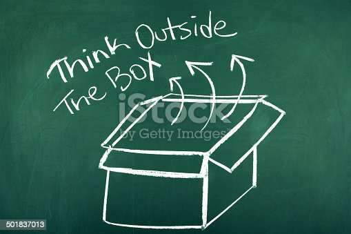 istock THINK OUTSIDE THE BOX 501837013