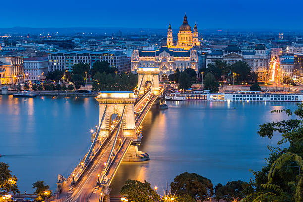BUDAPEST UNGARN – Foto