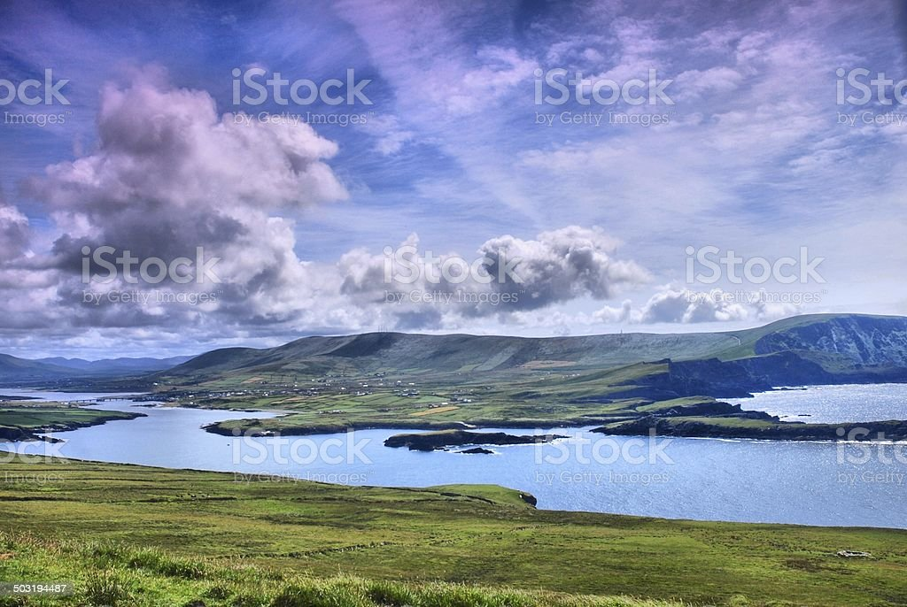 RING OF KERRY / CO.KERRY / IRELAND stock photo