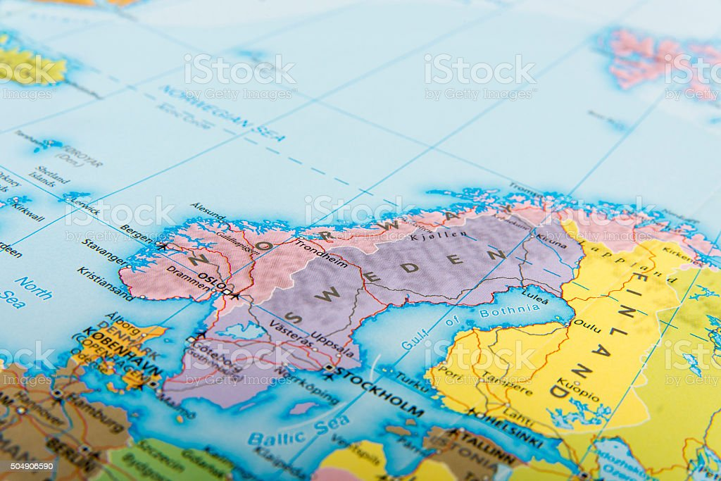 Picture of: Sweden Norway Finland Stock Photo Download Image Now Istock