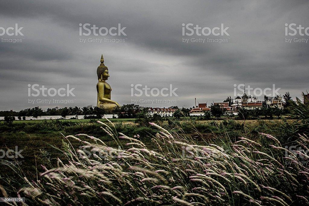 WAT MUANG 1 stock photo