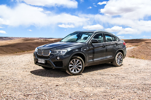 Bmw F26 X4 Stock Photo - Download Image Now