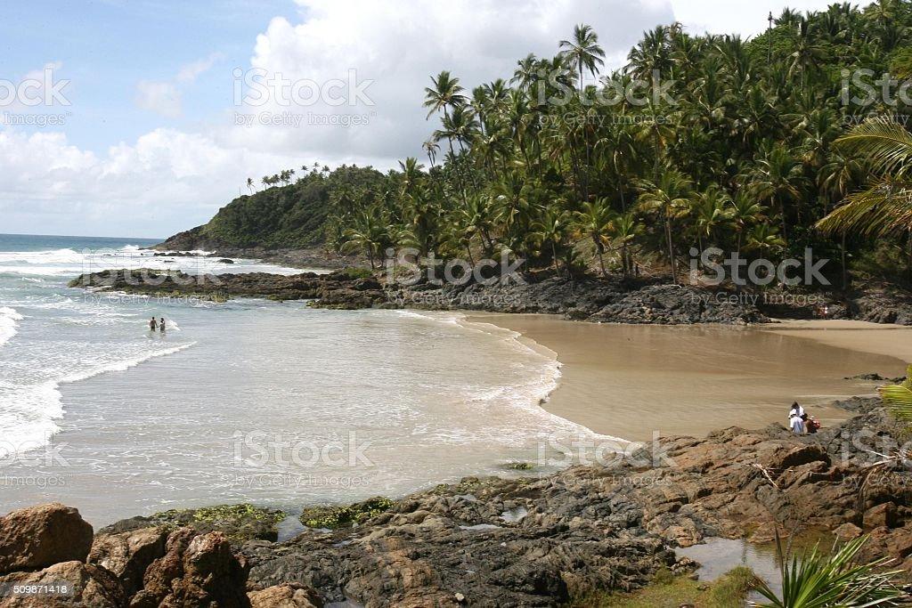 ITACARÉ / SOUTH COAST OF BAHIA stock photo